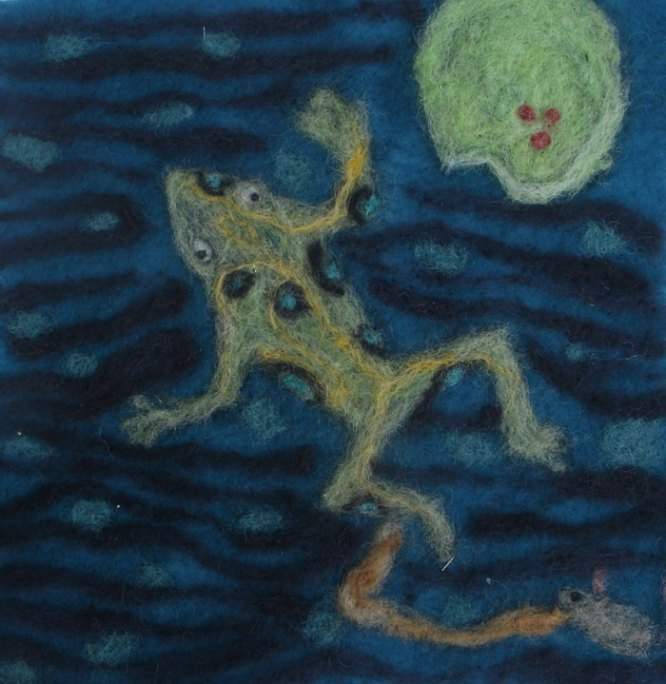 Felted Picture