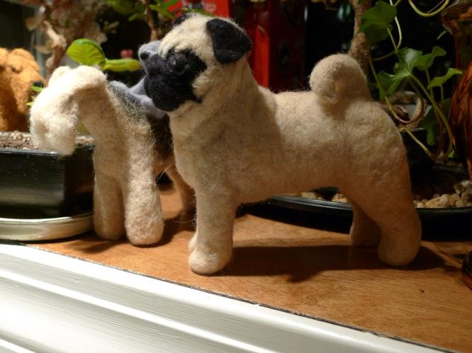 Susan-Fraser-needle-felted-dog