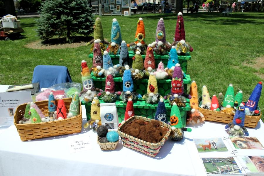 needle felting a gnome tutorial | LIVING FELT Blog!