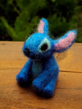 Needle Felted Stitch