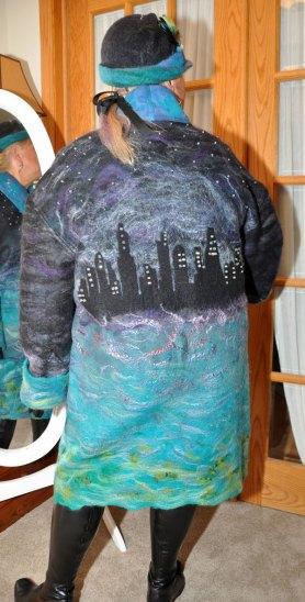 Cynthia-Boudreau-Nuno Felt Jacket