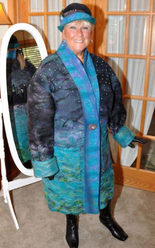 Cynthia-Boudreau Nuno Felt Jacket