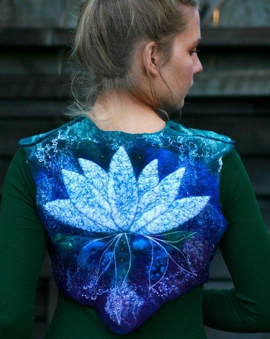 Katia-Mokeyeva_Felted Vest Shrug