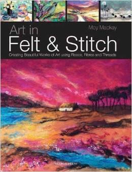 MOY MACKAY Art in Felt & Stitch