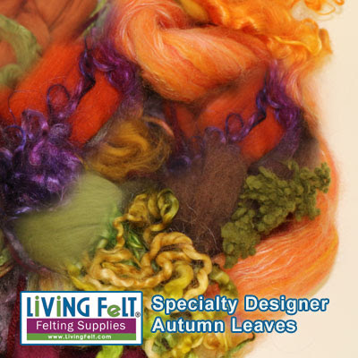 Autumn Leaves Specialty Designer Pack featured on www.livingfelt.com/blog