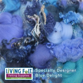 Blue Delight Specialty Designer Pack featured on www.livingfelt.com/blog