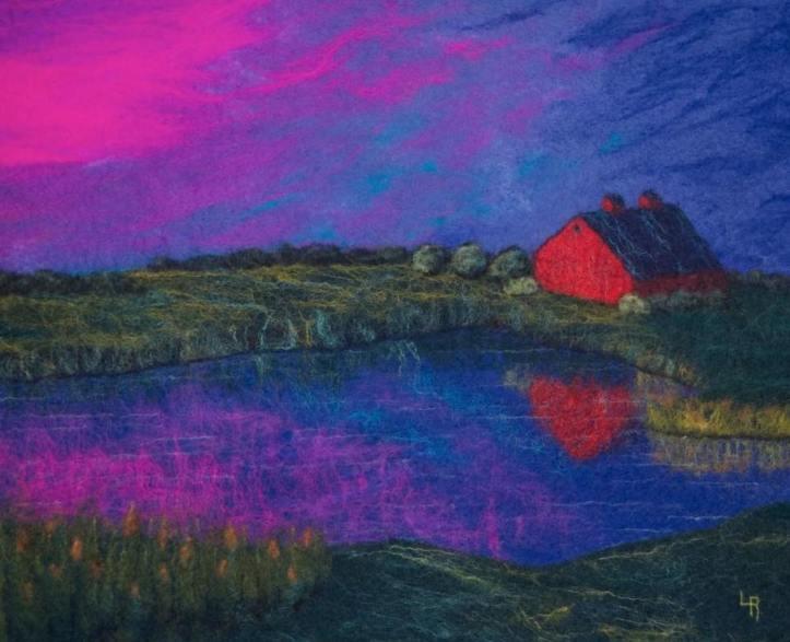 Laura-Ricks-Landscape-Pink-Sky